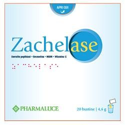 Pharmaluce Zachelase 20 Bustine 4,6 g Collagene