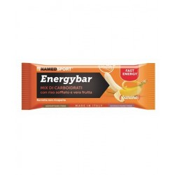 Named Energybar Banana Barretta 35 G