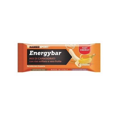 Named Energybar Banana Barretta 35 G