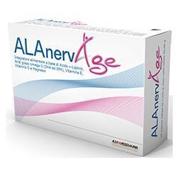 Alfasigma Alanerv Age 20 Capsule Softgel Muscoli-Ossa-Stress