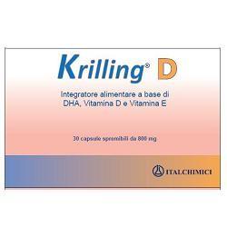 Italchimici Krilling D 30 Capsule