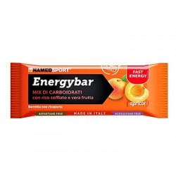 Named Energybar Apricot Barretta 35 G
