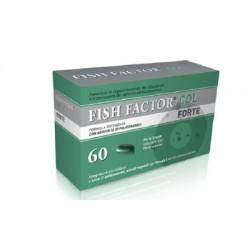 Alfasigma Fish Factor Col Forte 60 Perle Grandi Integratore per Colesterolo