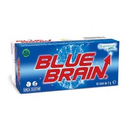 Named Blue Brain 10 Bustine 2 G Benessere Mentale