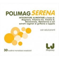 Lj Pharma Polimag Serena 30 Bustine
