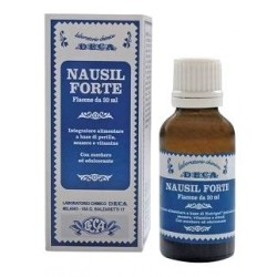 Deca Laboratorio Chimico Nausil Forte 30 ml Integratore
