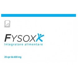 Naturmed Fysoxx 20 Compresse 600 Mg
