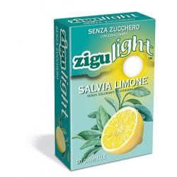 Falqui Zigulight Salvia Limone 40 Caramelle 40 g