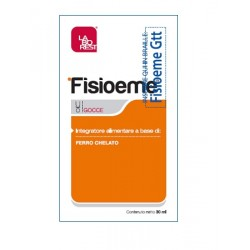 Laborest Fisioeme Gocce 30 Ml