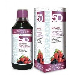 Benefit 5D Sleeverato Frutti di Bosco 500 ml