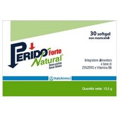 Italchimici Perido Natural Forte 30 Softgel Integratore per Digestione