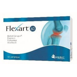 Agave Flexart 60 60 Compresse Integratore