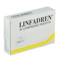 Omega Pharma Linfadren 30 Compresse Integratore per Gambe Pesanti