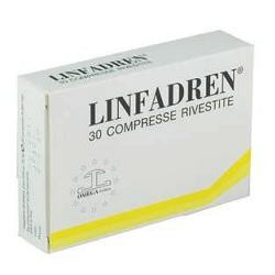 Omega Pharma Linfadren 30 Compresse Stati Edematosi
