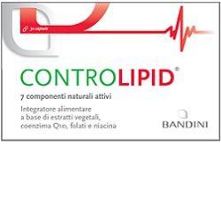 Bandini Pharma Controlipid 30 Capsule