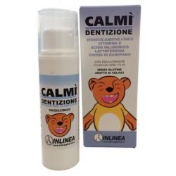 Inlinea Calmì Dentizione 10 ml Integratore per Bambini
