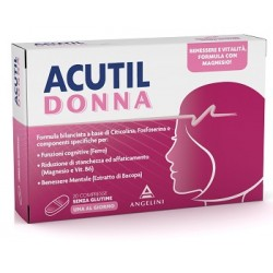 Angelini Acutil Donna 20 Compresse