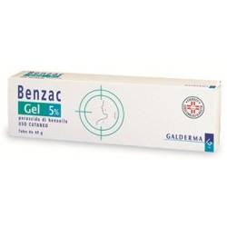 Galderma Benzac Gel 40 G 5%