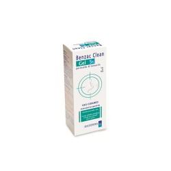 Galderma Benzac Gel Clean 5% Tubo 100 G