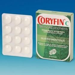 Sit Coryfin C Caramelle al Mentolo Senza Zucchero