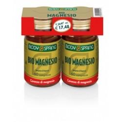 Angelini Body Spring Bipack Soluzione Orale Bio Magnesio 60compresse