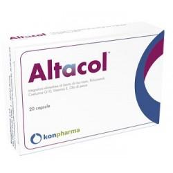 Konpharma Altacol 20 Capsule 16,5 g Integratore