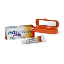 Chefaro Vectavir Crema Dermatologica 2 g 1%