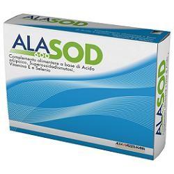 Alfasigma Ala 600 Sod 20 Compresse