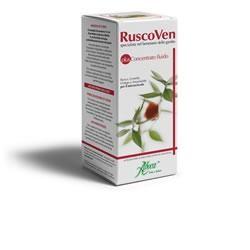 Aboca Società Agricola Ruscoven Plus Concentrato Fluido 200 G