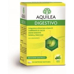 Laborest Aquilea Digestivo 30 Compresse Masticabili 31,5 G