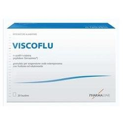 Wellness Industries Viscoflu 20 Bustine