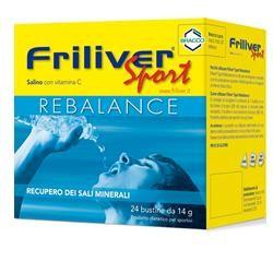 Dompe' Friliver Sport Rebalance 24 Bustine 336 G