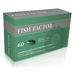 Alfasigma Fish Factor Col 60 Perle Grandi per Colesterolo