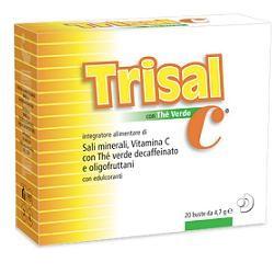 Difass Trisal C 20 Buste Integratore