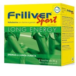 Dompe' Friliver Sport Long Energy 8 Bustine