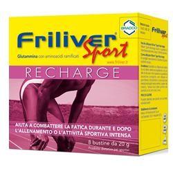 Dompe' Friliver Sport Recharge 8 Bustine 160 G