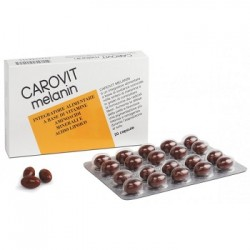 Meda Carovit Melanin Senza Betacarotene 20 Perle