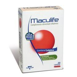 Farmigea Maculife 20 Capsule
