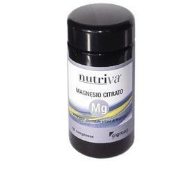 Cabassi & Giuriati Nutriva Magnesio Citrato 50 Compresse