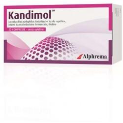 Alphrema Kandimol 20 Compresse per Candida
