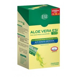 Esi Aloe Vera 24 Pocket Drink Massima Forza 24 Pocket 20 ml