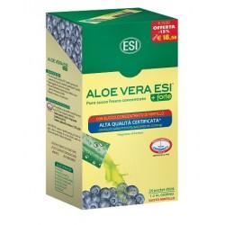 Esi Aloe Vera 24 Pocket Drink Mirtillo 24 Pocket 20 ml