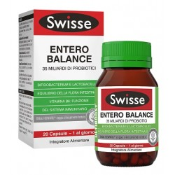 Procter & Gamble Swisse Entero Balance 20 Capsule