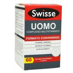 Procter & Gamble Swisse Multivitaminico Uomo 60 Compresse