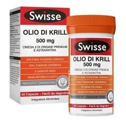 Procter & Gamble Swisse Olio Krill 40 Capsule