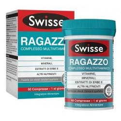Procter & Gamble Swisse Multivit Ragazzo 60 Compresse