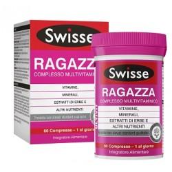 Procter & Gamble Swisse Multivit Ragazza 60 Compresse