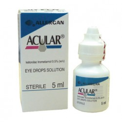 Allergan Acular Collirio 5 Ml 0,5%
