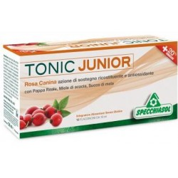 Specchiasol Tonic Junior 12 Flaconcini X 10 Ml