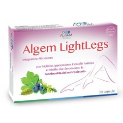 Algem Lightlegs 30 Capsule Vegetali